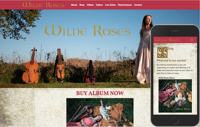 Wilde Roses screenshot